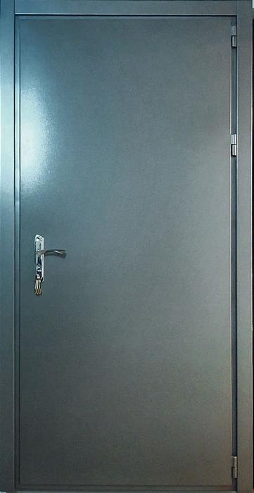 купить огнестойкие металлические двери